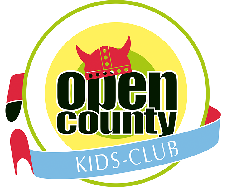 Logo Open County Kids Club